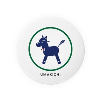 umakichi ロゴ Badges