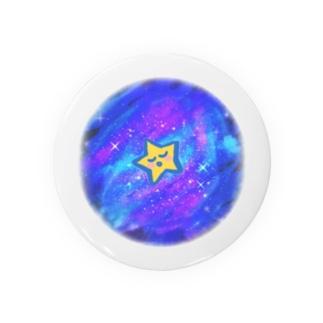 宇宙の中のお星ちゃん Badges