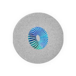 図形5 Badges