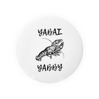 yabby Badges