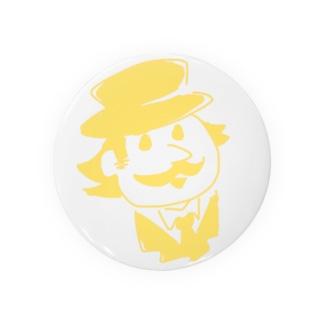 おじさま(黄) Badges
