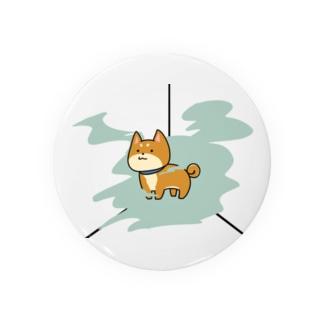 ティンダロスの柴犬 Badges
