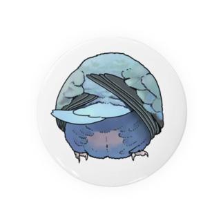 コザクラインコ尻(バイオレット) Badges