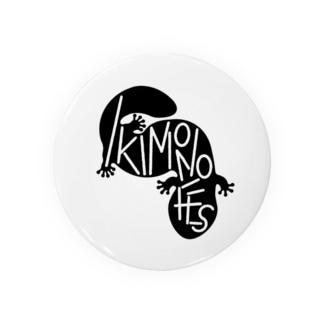 IKIMONO FES '21 Badges