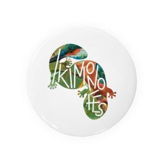 IKIMONO FES '21 KAWASEMI Badges