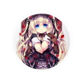 ★リニューアル★ レティーツィア(紅) Badges