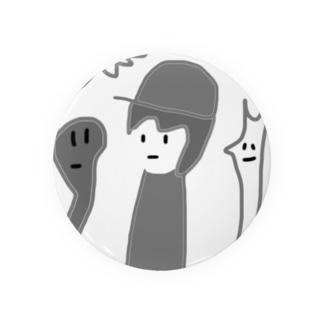 デストロイMISAKIのモノクロ!オブ!デストロイ! Badges