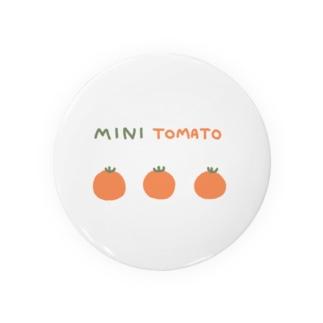 ミニトマト Badges
