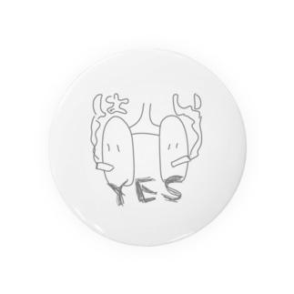 Yes肺くん Badges