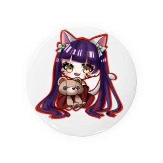 くまなネコ Badges