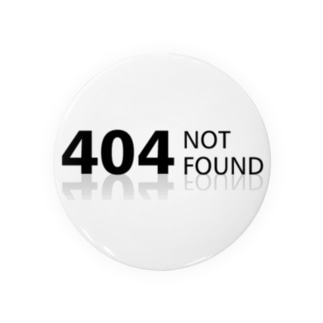 404 NOT found Badges