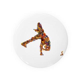 my-toshiのブレイクダンサー Badges