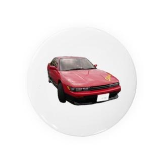 NISSAN Silvia   【PS13型 平成5年 K's TuinkamuTurbo】 Badges
