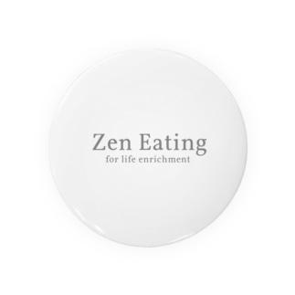 ZenEatingオリジナルグッズ Badges