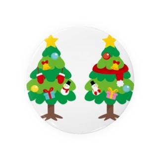 カスタマイズOK >CT88 林さんのクリスマスS Badges