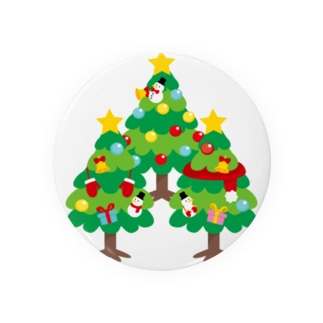 CT89 森さんのクリスマスS Badges