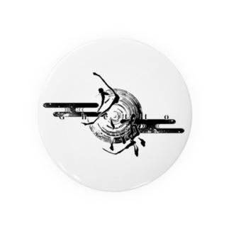 Ghettoロゴ Badges
