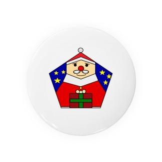 Santa Badges