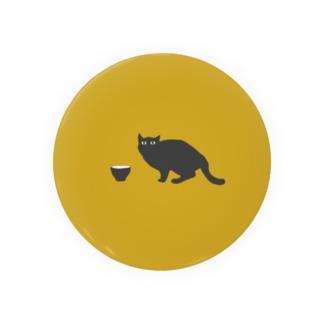 MOMOBUNKOの黒猫さん Badges