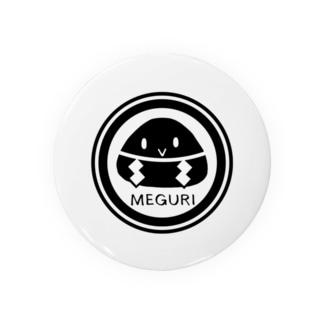 めぐりロゴ Badges