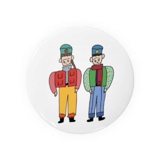 雪国 Badges