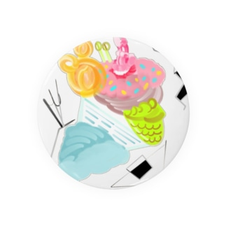 ウサギマヤ運河sweets Badges
