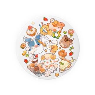 SOFTFLOWER~お菓子作り~ Badges