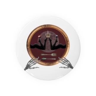 満月のお茶会 Badges