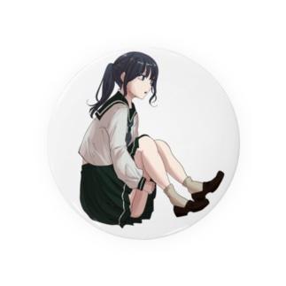 ポニテセーラーちゃん Badges