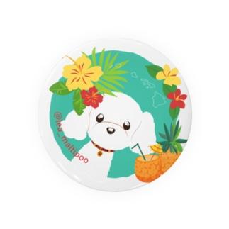 LEAちゃん(グリーンブルー) Badges