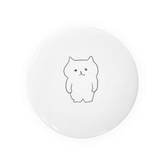 何か言いたげな猫 Badges
