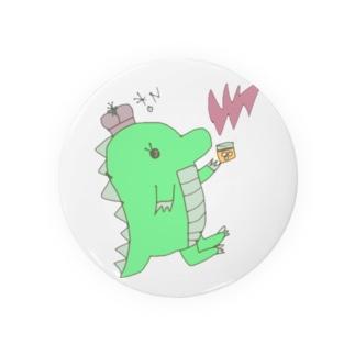 恐竜のきぃくん Badges