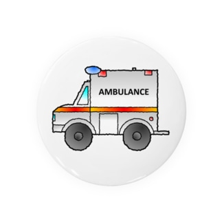 救急車Ambulance Badges