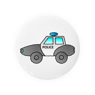 警察車両 Police Car Badges