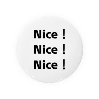 Nice!Nice!Nice! Badges