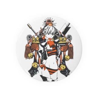 お神輿ちゃん Badges