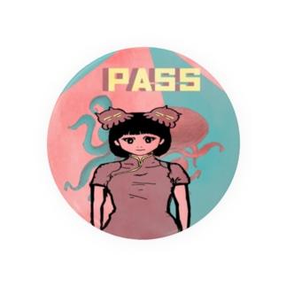 五角(合格)オクトパス(pass)2 Badges
