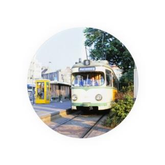 ドイツ:ケルンの市電 Germany: Tram in Köln/Cologne Badges