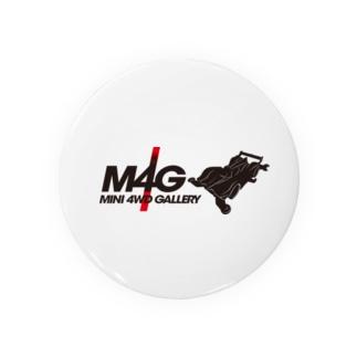 M4G ミニ四駆ギャラリー Black Badges