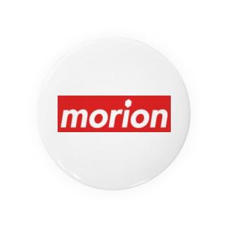"""モリオン(黒水晶) """"Morion"""" Badge"""
