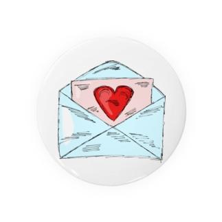 愛の手紙 Badges