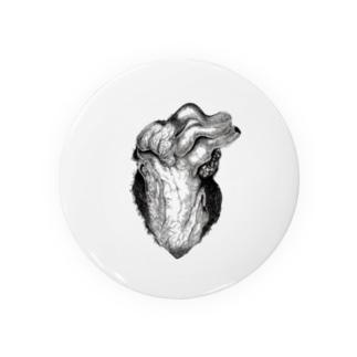 心臓B Badges