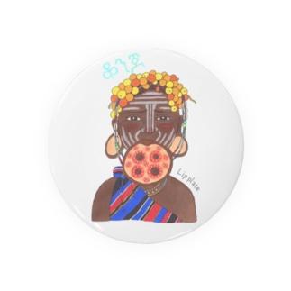 ムルシ族 Badges