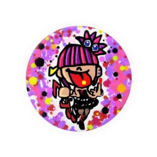 パンクちゃん🎸 Badges