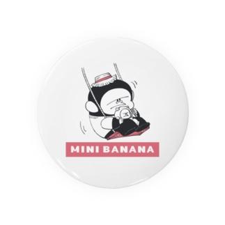 MINI BANANA ブランコ Badges