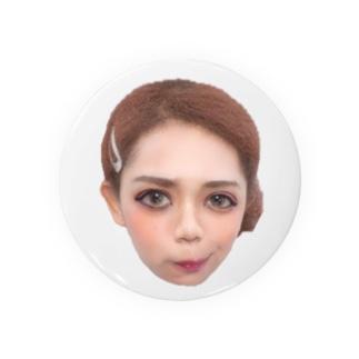 わたしの顔 Badges