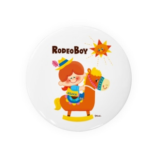 RODEOBOY Badges