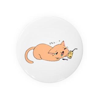 ぴぇん猫 Badges