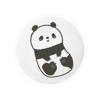 ころころパンダ Badges