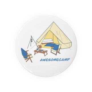 AWESOME  CAMP(母作) Badges